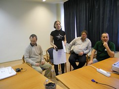 Conference Roundtable at the LOK (Linux in the Education Conference)