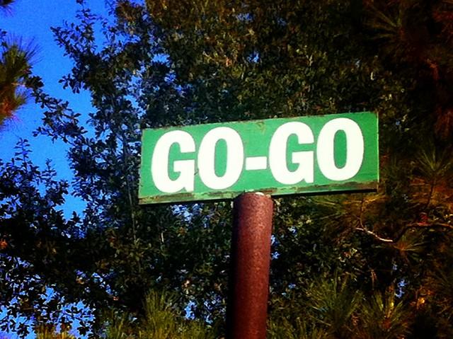 Go-Go road