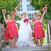 Tropical Wedding Cheer at Boardwalk