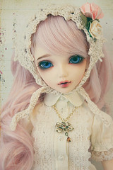 romantic style (Cyristine) Tags: ball doll chloe bjd fairyland jointed mnf minifee