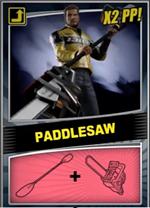 Все комбо карты Dead Rising 2 - где найти комбо карточку и компоненты для Paddlesaw