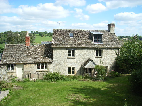 Wookey Tump at Chedworth, which was sold by Butler Sherborn for £345,000