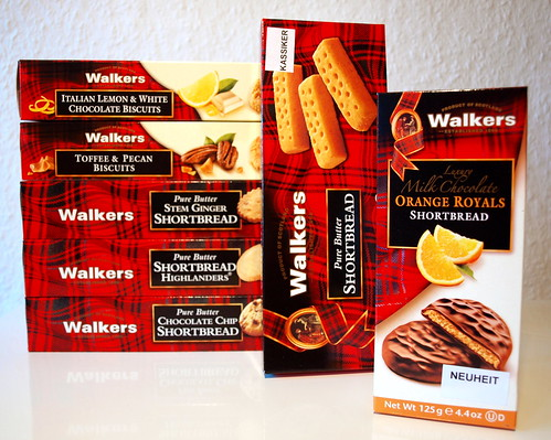 Walkers Shortbread Collection