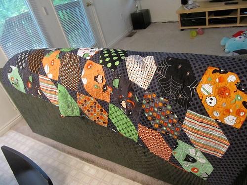 Halloween Quilt 1