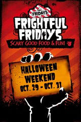 Frightful Friday's at TGIF