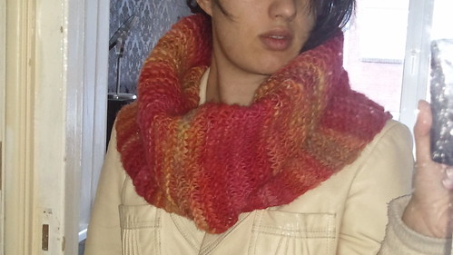 FO: my kind of town cowl