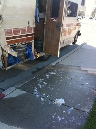RV Sewage Dumping 10-26-10