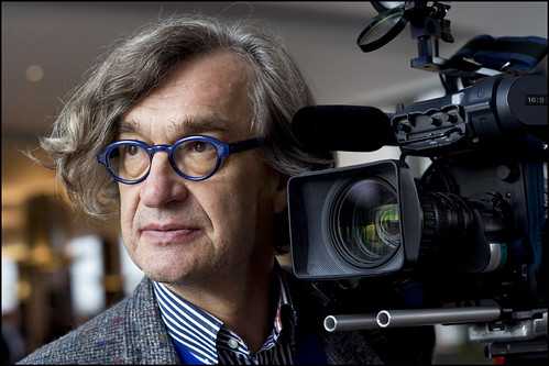 Wim Wenders: Film is a language that can be taught