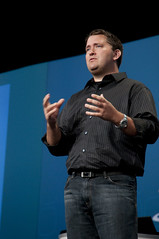 Richard Bair, JavaOne Keynote, JavaOne + Develop 2010 San Francisco