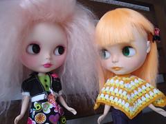 Greta y Felicia