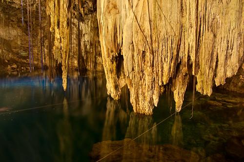Cenote Dzitnup 02