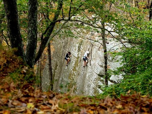 Jackson Falls Climbers