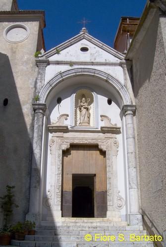 Petina (SA), 2010, Chiesa di San Nicola.