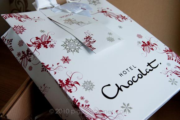 Hotel Chocolat Giveaway 1