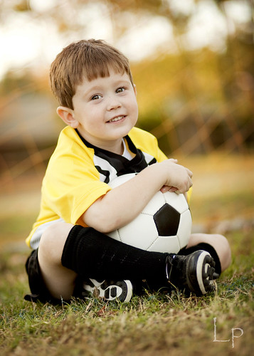 The Cutest Soccer Player Ever