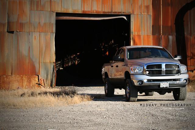 rust diesel dodge ram cummins 2500 2007