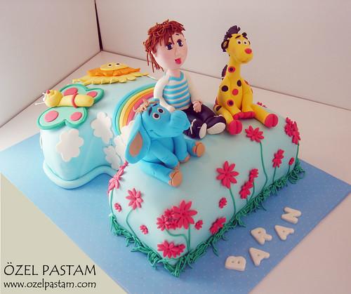 Baran'ın Baby Tv Pastası