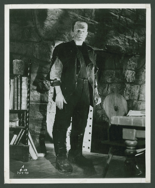 House of Frankenstein (Universal, 1944) 1
