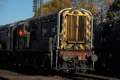 shunter (Sam Tait) Tags: br diesel great central railway class loughborough 08 060 shunter gronk