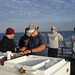 Students Enjoying a Deep Sea Fishing Trip