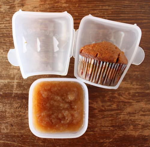 1st Grader Snack #145: November 9, 2010
