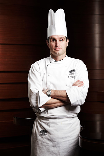 Chef Marcel Kofler, Executive Chef of Mandarin Oriental, KL