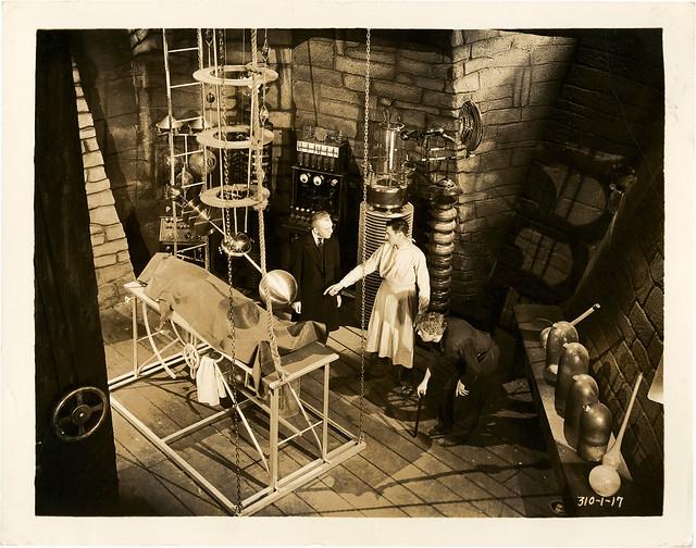Frankenstein (Universal, 1931) 20