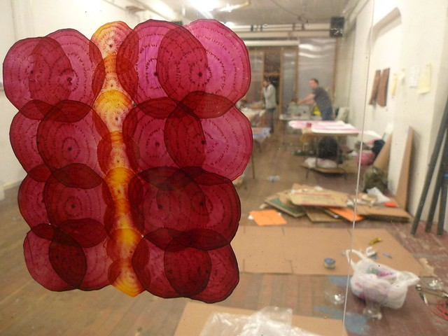 Beet papers at Machine Project