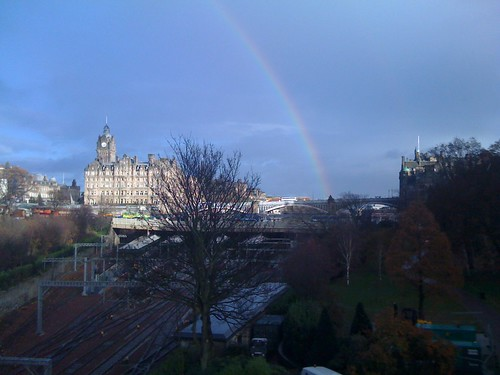 Edinburgh Friday Afternoon