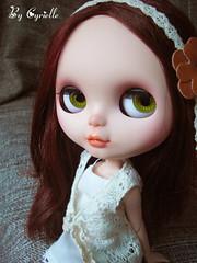 >____< (Cyrielle 1) Tags: cute mouth lips blythe bp custom commission takara rbl eyechips cyrielle gazecorrection pureneemoflexionbody bohemianpeace