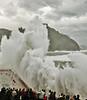 Ola gigante 3/ Giant wave 3 (zubillaga61) Tags: sea mar waves wave sansebastian olas ola donostia paseonuevo