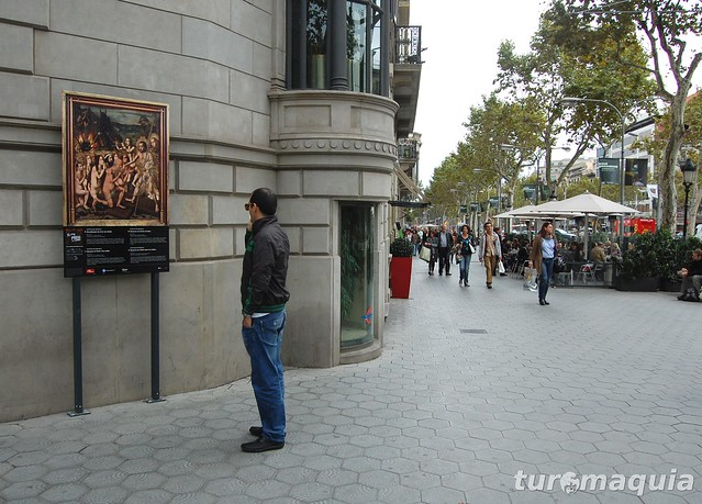 Passeig de Gracia - Barcelona