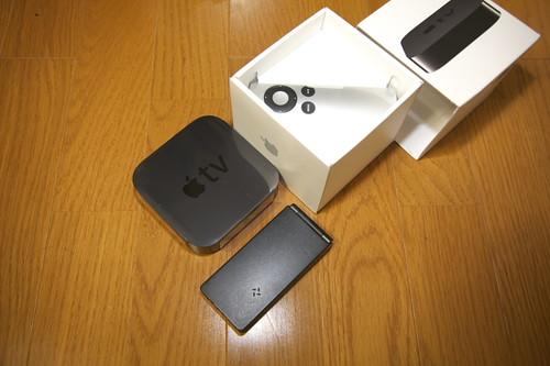 AppleTV(アップルテレビ)