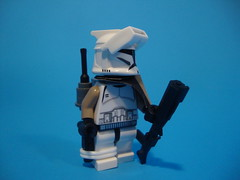 Corps Siggy (jestin pern) Tags: trooper star lego fig corps wars sig clone sergeant pyne 457th