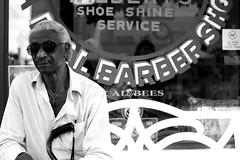 the barbershop (Tuckahoe Blackwell) Tags: vintage georgia barbershop barber hairdresser savannah shoeshine gentleman vintagephotography tuckahoeblackwell tuckahoeblackwellphotogrpahy