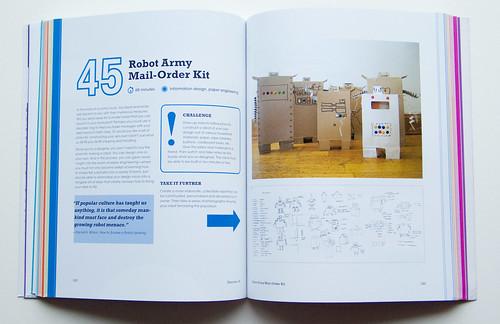 Creative Workshop Challenge 45: Robot Army Mail-Order Kit