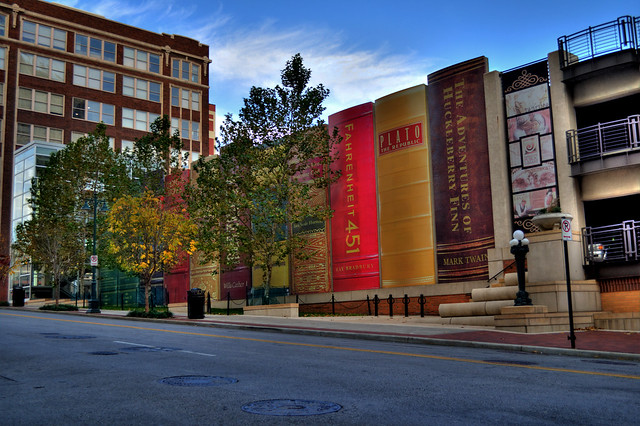 The Kansas City Public Library