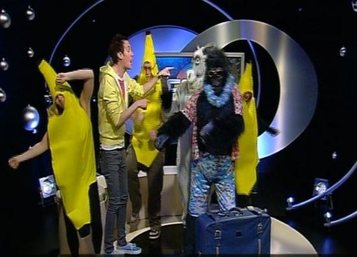 Monkey, Donkey and Bananas