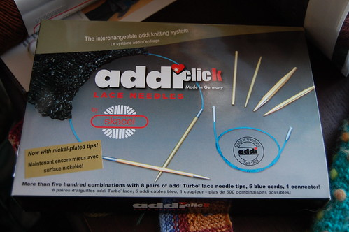 Addi Lace Clicks!!