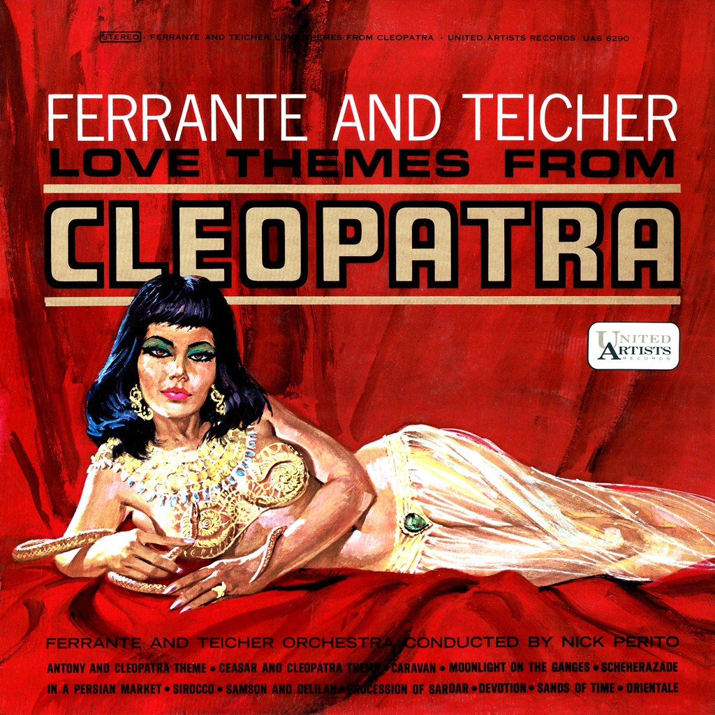 Ferrante & Teicher - Love Themes from Cleopatra