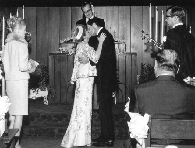 Judy Garland and Mark Herron