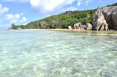 Anse Source de L'Argent (pentlandpirate) Tags: beach rocks coconut indianocean palm granite seychelles ladigue seychellen seychelle ansesourcedelargent