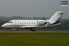 G-HARK - 5646 - Private - Canadair CL-600-2B16 Challenger 604 - Luton - 101101 - Steven Gray - IMG_4300