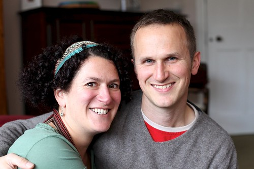 Zoe and Brian