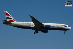 G-YMMR - 36516 - British Airways - Boeing 777-236ER - Heathrow - 100617 - Steven Gray - IMG_3838