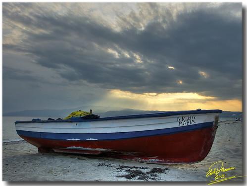 Amazing summer sky ... 3XP HDR