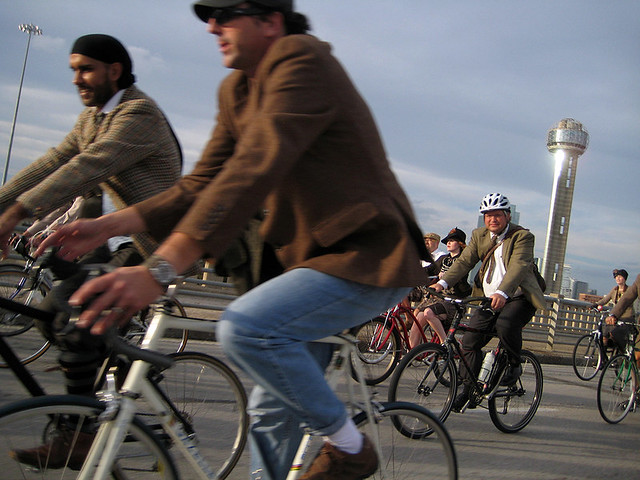 BFOC Tweed Ride 2010