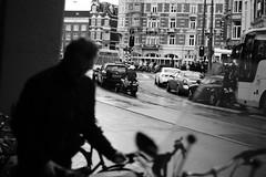 Amsterdam B&W Tricycle (pepemczolz) Tags: blackwhite tricycle trike amsterdamsonya350minolta50mmf17