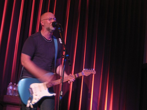 Bob Mould, Swedish American Hall, 11-19-10