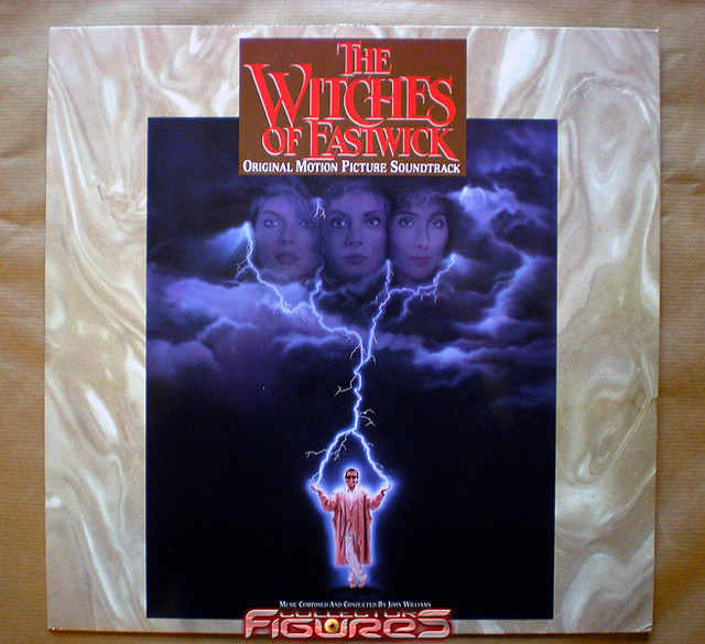 LP OST: The Witches of Eastwick by COLLECTOR FIGURES